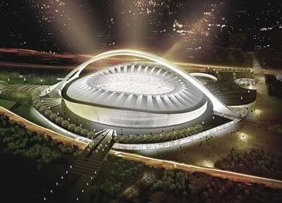 Estadios del Mundial 2010 37