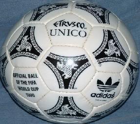 Balones con Historia de Mundiales 6