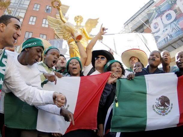 Imagenes del Mundial Mexi