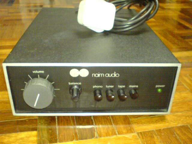Naim Nait 1 integrated amp (Used)SOLD DSC02856