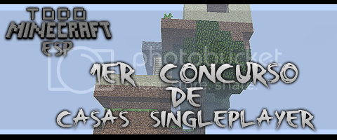 1er Concurso de casas singleplayer 1ercasassingle