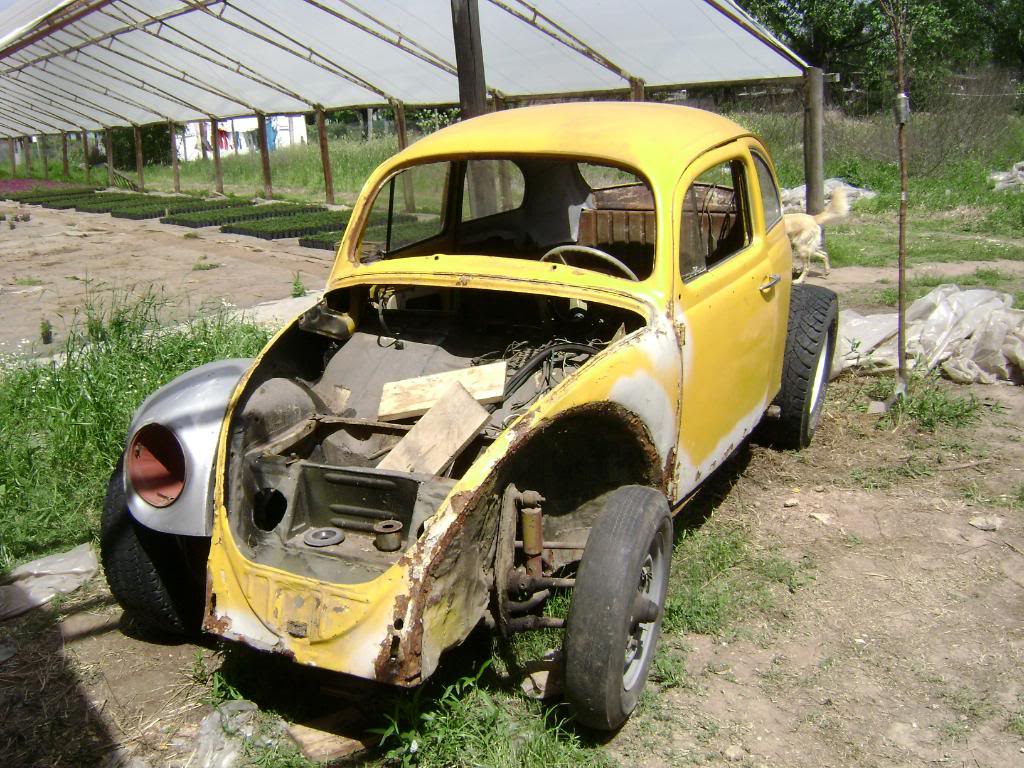 Faster mi VW-Baja!!! DSC02326