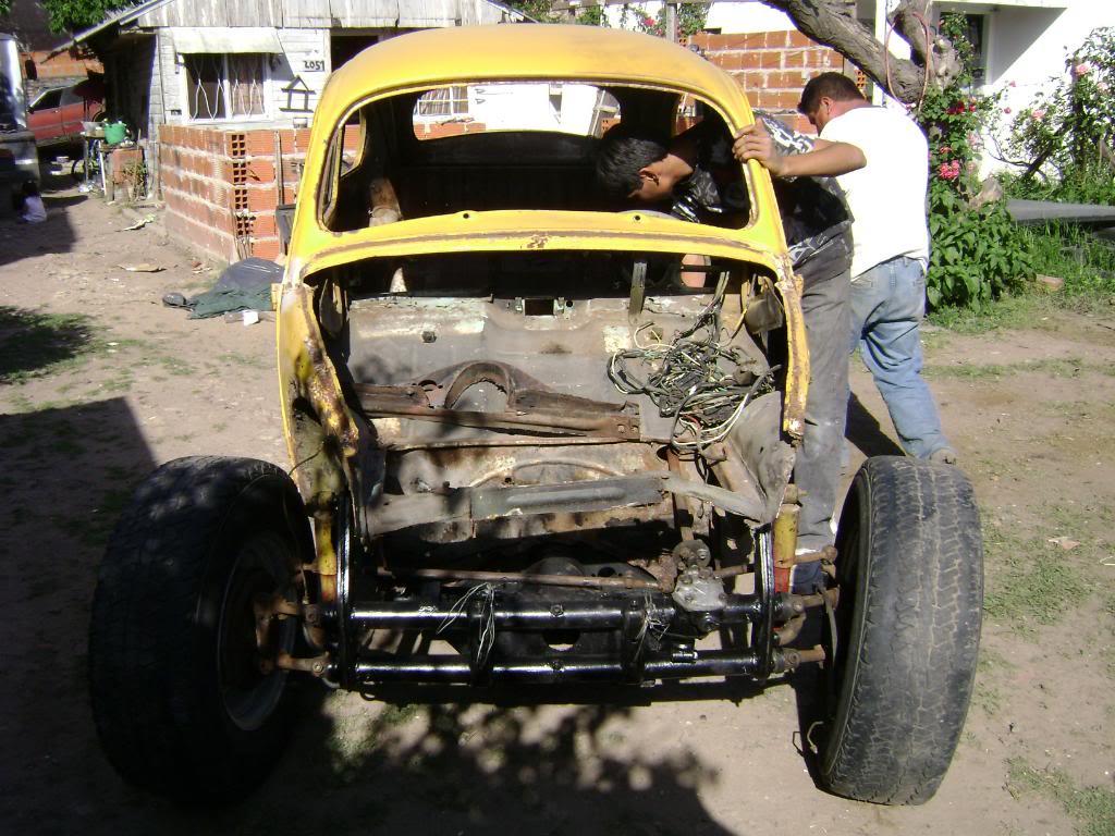 Faster mi VW-Baja!!! DSC02490