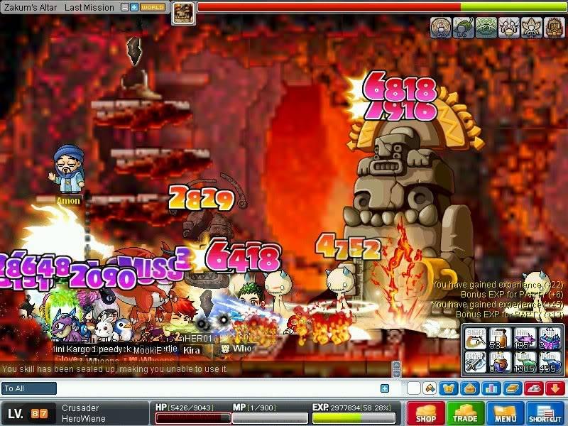 Post here your random screenshots MapleStory2009-03-0220-08-20-06