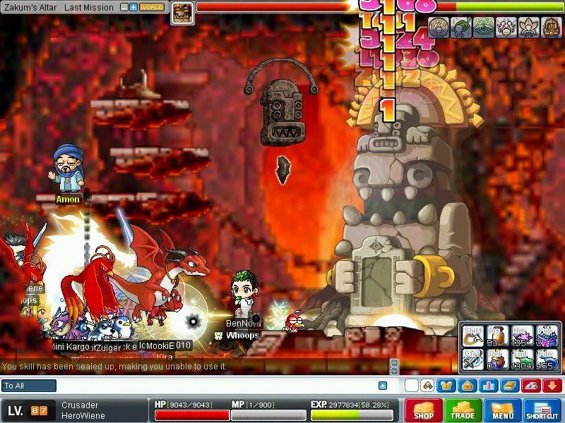 Post here your random screenshots MapleStory2009-03-0220-08-25-34