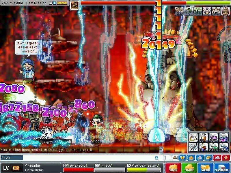 Post here your random screenshots MapleStory2009-03-0220-08-28-73