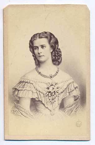 Retratos e imágenes de la emperatriz Elisabeth LittleEmpress