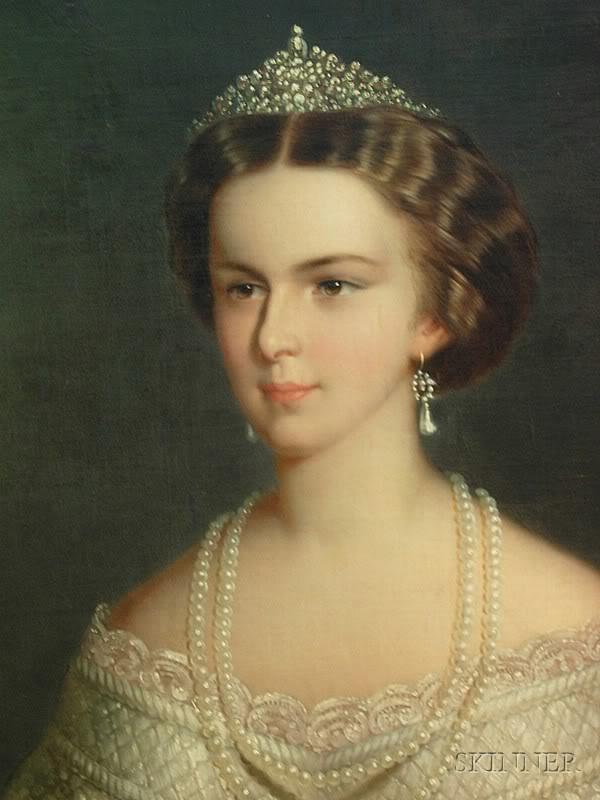 Retratos e imágenes de la emperatriz Elisabeth - Página 2 SissiYoung