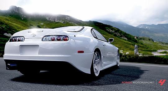 Forza Motorsport 4 - Vids & Pics - Page 2 FM4supra2