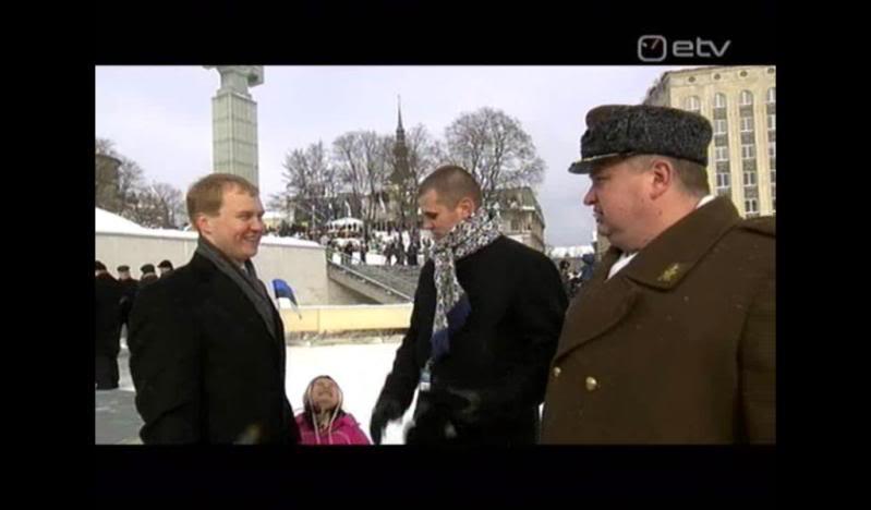 Happy 92th birthday,Estonian Republic! Inimeswd