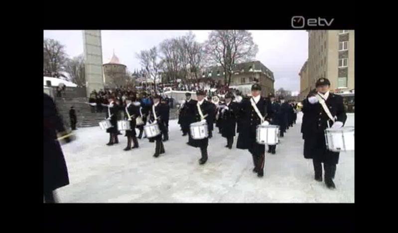 Happy 92th birthday,Estonian Republic! Kaitsev2eorkester