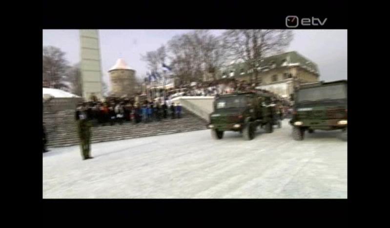 Happy 92th birthday,Estonian Republic! Paraad