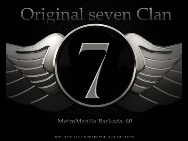 ORIGINAL SEVEN CLAN