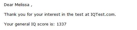 What is your IQ? Kjbkjcopy