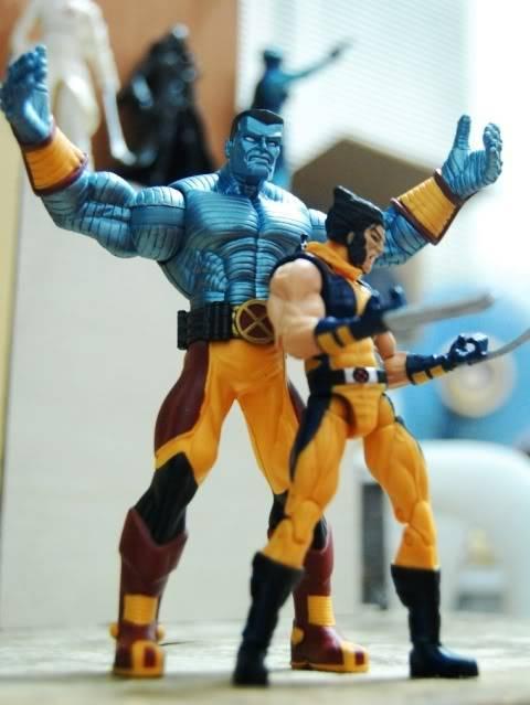 X Men Origins Wolverine deluxe sets Deluxe2paks_14