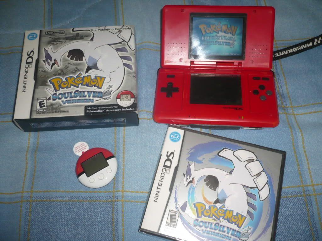 ¿Pokémon Oro HeartGold o Plata SoulSilver? P1070915