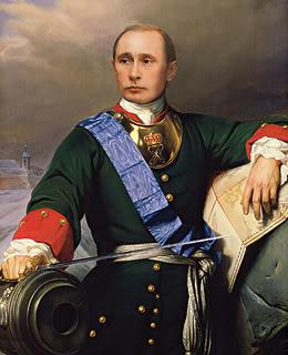 The Free Peoples (roach and his flunkies)  TsarPutin