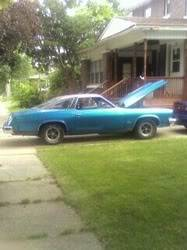 my 1974 cutlass 442 project Oldsside1