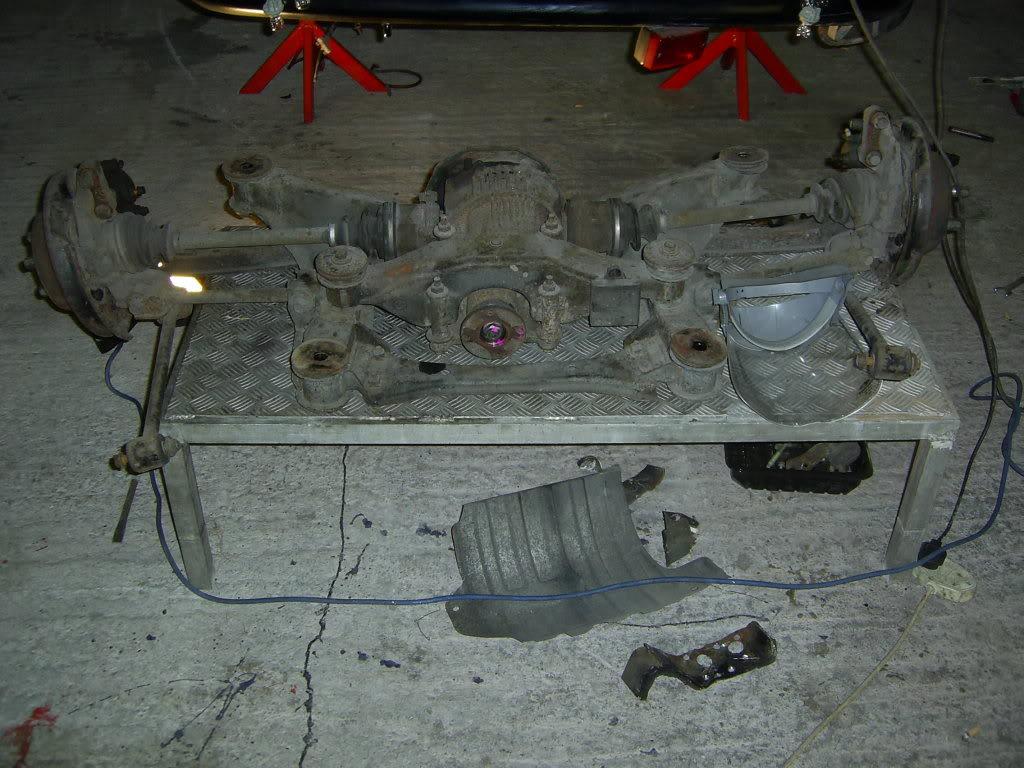 Alan V's 900bhp corolla 4WD monster SA400002