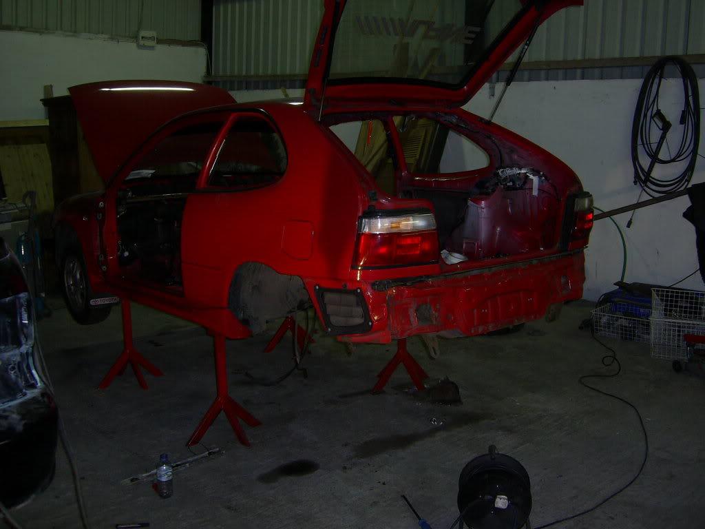 Alan V's 900bhp corolla 4WD monster SA400004