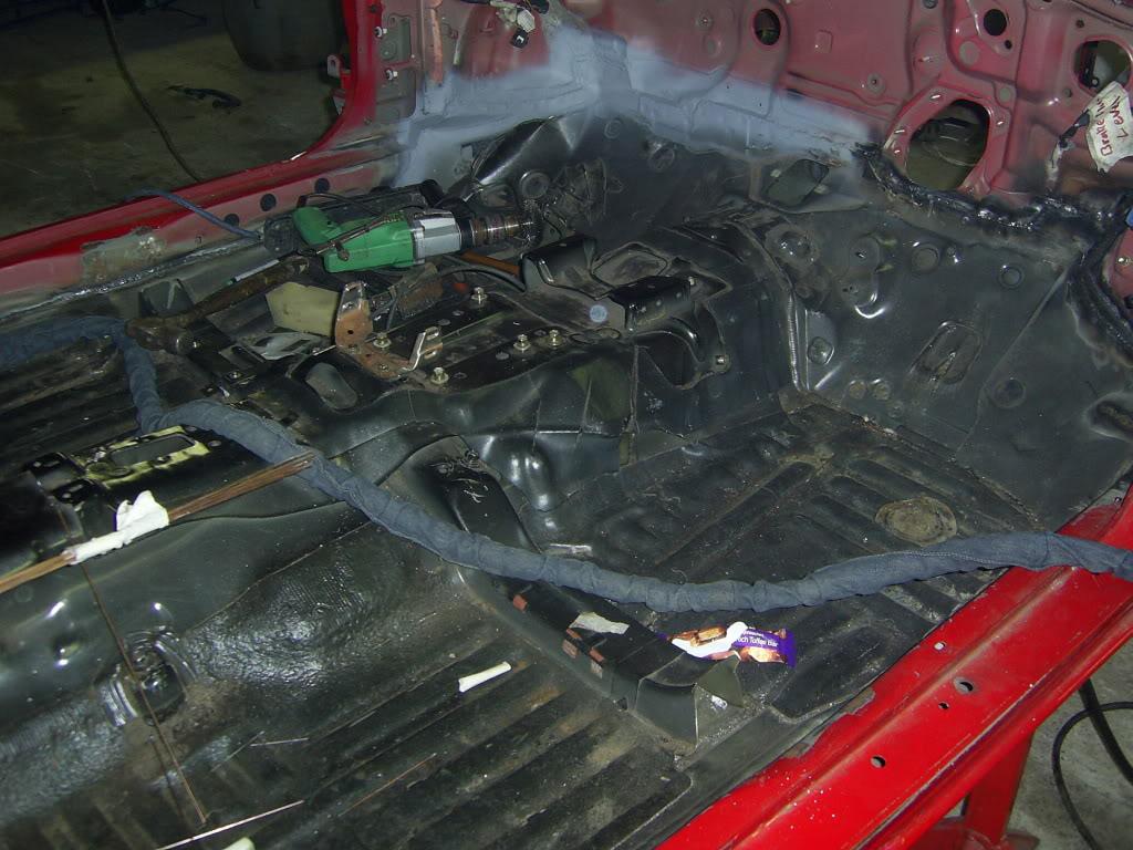 Alan V's 900bhp corolla 4WD monster SA400108