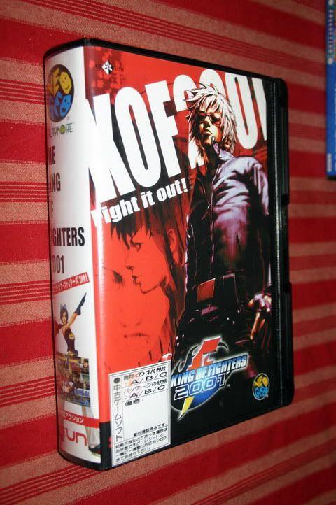 Saison 2 - Mois 2 - La série la plus complète AES-KOF2001