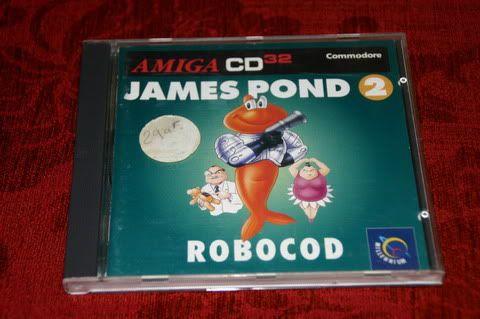 Saison 2 - Mois 2 - Vos jeux amiga AmigaCd32-JamesPonds2Robocod