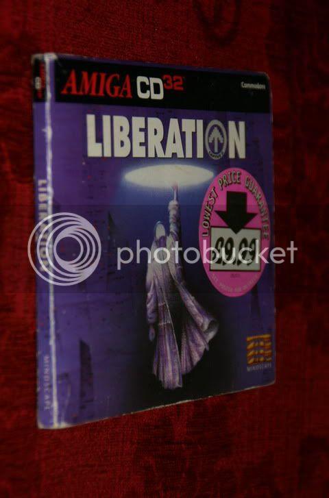 Saison 2 - Mois 2 - Vos jeux amiga AmigaCd32-Liberation