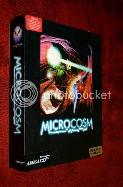 Saison 2 - Mois 2 - Vos jeux amiga AmigaCd32-Microcosm