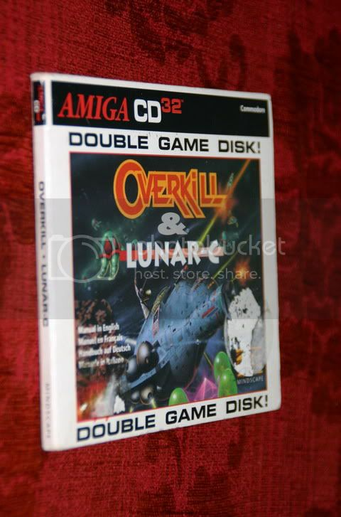 Saison 2 - Mois 2 - Vos jeux amiga AmigaCd32-OverkillLunar-c