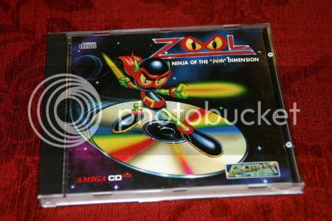 Saison 2 - Mois 2 - Vos jeux amiga AmigaCd32-Zool