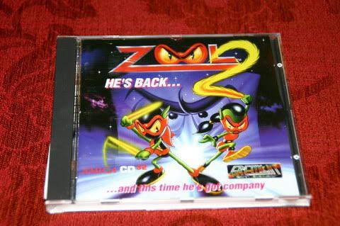 Saison 2 - Mois 2 - Vos jeux amiga AmigaCd32-Zool2