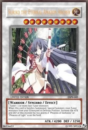 Interesting Custom-Made YGO Cards StEAA