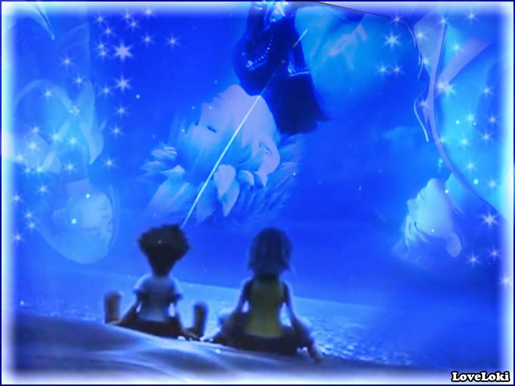 Kingdom hearts - Birth by Sleep  BBS_Stars_wall-1