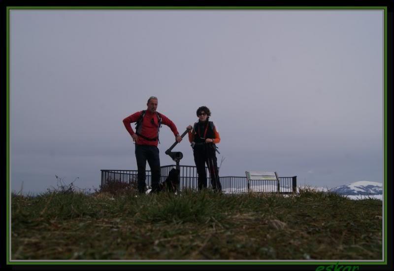 SALTO DEL NERVION Y ARANDO 943 MTS (NEVADO) Arando97