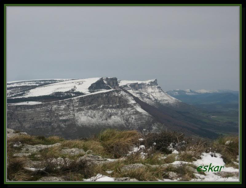 SALTO DEL NERVION Y ARANDO 943 MTS (NEVADO) Piliarando16