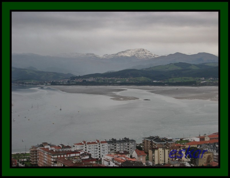 BUCIERO 375 mts  (santoña ) un lujo las vistas Buciero-santoa12