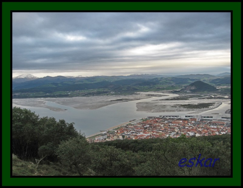 BUCIERO 375 mts  (santoña ) un lujo las vistas Buciero-santoa30