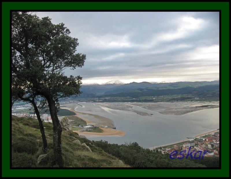 BUCIERO 375 mts  (santoña ) un lujo las vistas Buciero-santoa32