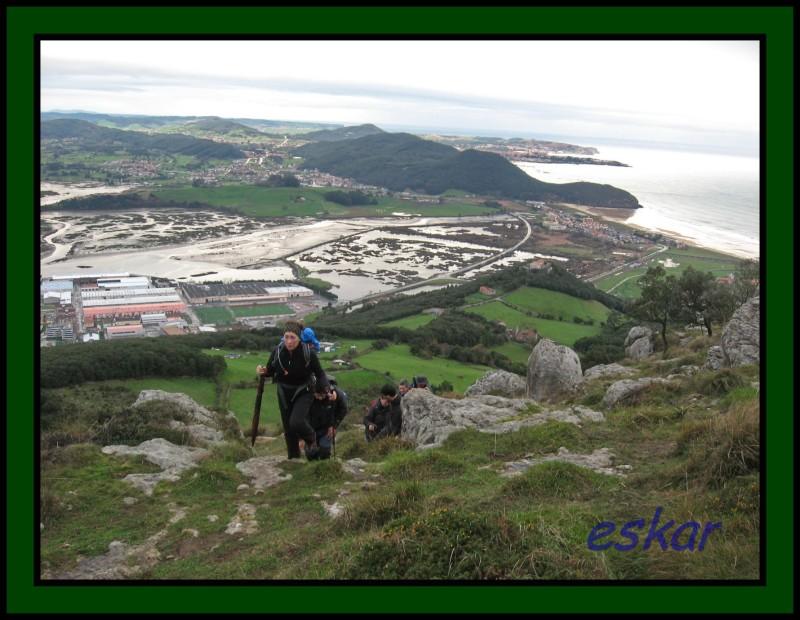 BUCIERO 375 mts  (santoña ) un lujo las vistas Buciero-santoa42