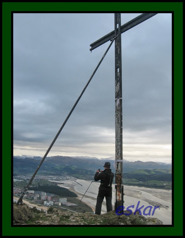 BUCIERO 375 mts  (santoña ) un lujo las vistas Buciero-santoa44