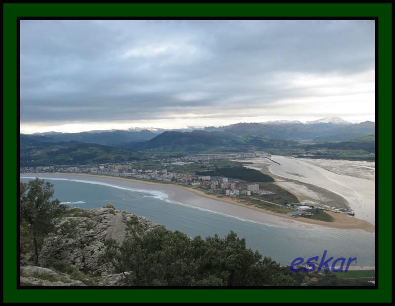 BUCIERO 375 mts  (santoña ) un lujo las vistas Buciero-santoa45