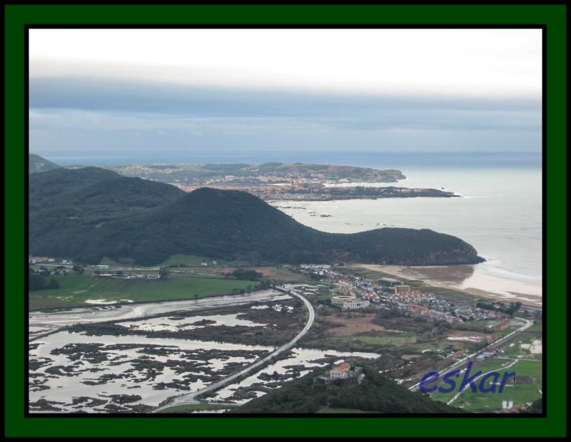 BUCIERO 375 mts  (santoña ) un lujo las vistas Buciero-santoa47