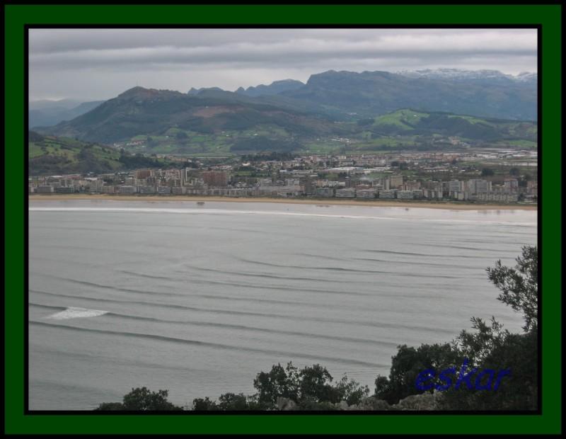 BUCIERO 375 mts  (santoña ) un lujo las vistas Buciero-santoa77