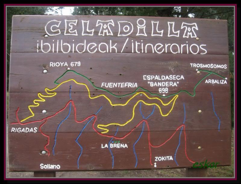 CORDAL DE CELADILLA  ( balmaseda - zalla) 17-3-13 Zeladilla87