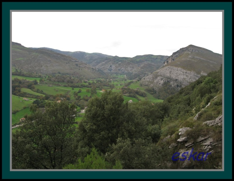FERRATA EL RISCO matienzo de ruesga (cantabria) Vferrataelrisco37
