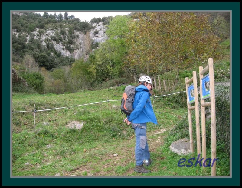 FERRATA EL RISCO matienzo de ruesga (cantabria) Vferrataelrisco9
