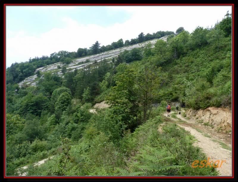 GOIKOGANE704mts- MUGARRILUZE 735 mts- KAMARAKA 795 mrs Kikinkam124