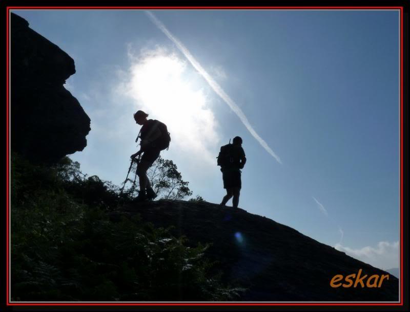 GOIKOGANE704mts- MUGARRILUZE 735 mts- KAMARAKA 795 mrs Kikinkam27