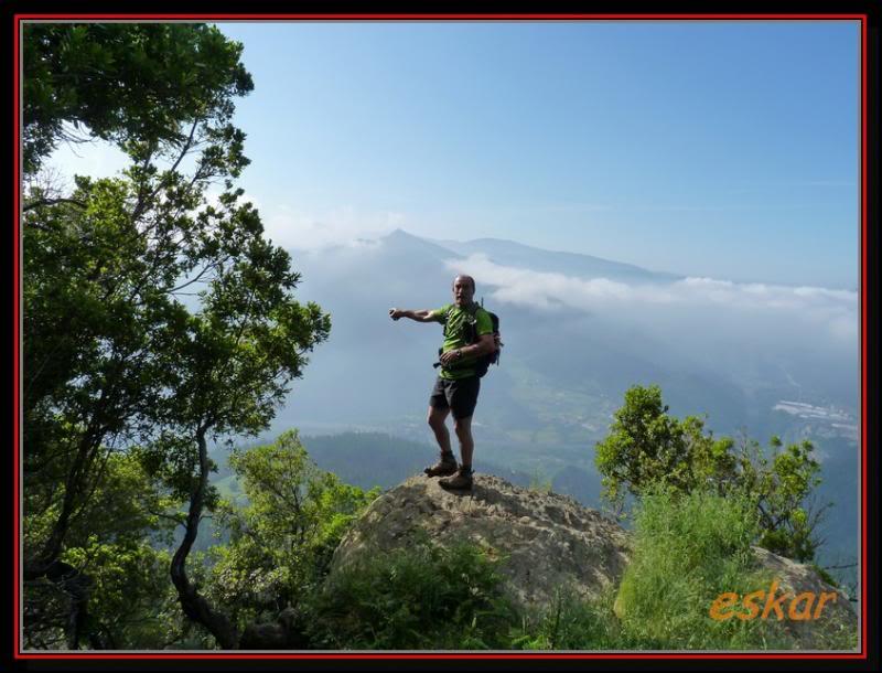 GOIKOGANE704mts- MUGARRILUZE 735 mts- KAMARAKA 795 mrs Kikinkam36